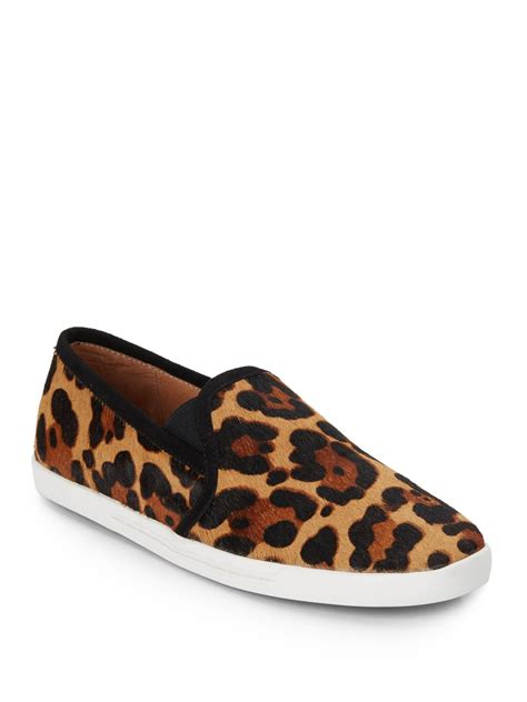 leopard sneakers joie kidmore leopard print calf hair sneakers in