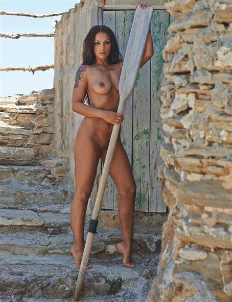 Naked Radost Bokel Added By Smi