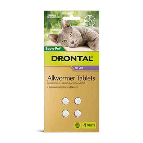 Drontal For drontal wormer for cats buy drontal all wormer tablets