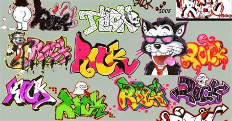 imagenes chidas hechas con letras imagenes de graffitis de letras chidas