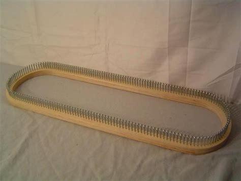 Da Looms Rectangular Knitting Loom 25 Quot Wood W Metal Pins