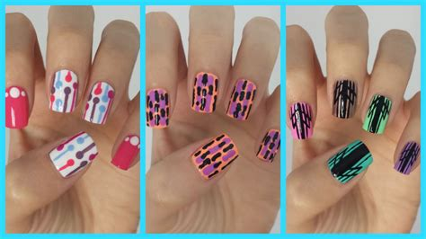 easy nail art for beginners 7 easy nail art for beginners 14 missjenfabulous youtube