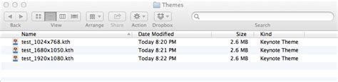 keynote themes folder how to create a keynote theme with 16 9 and 4 3 support