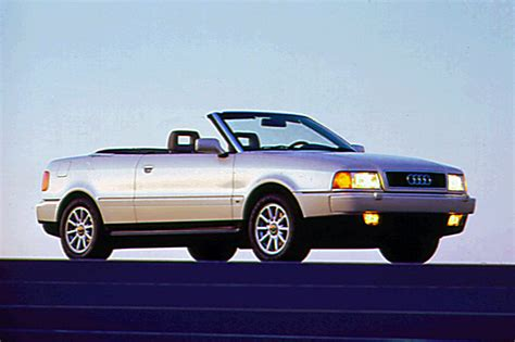 how it works cars 1995 audi cabriolet spare parts catalogs 1993 98 audi 90 cabriolet consumer guide auto