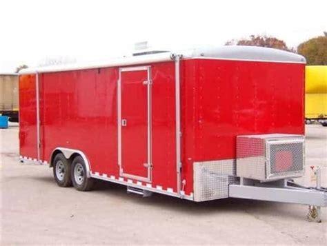 hazmat decon trailers emergency management trailers