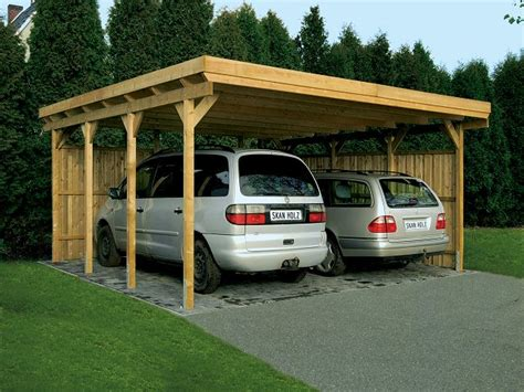 The Car Port by Diy Wooden Carport Kits Diywoodplans