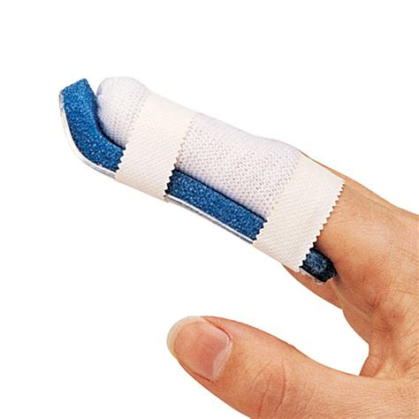 curved finger splint value pack aid home healthcare