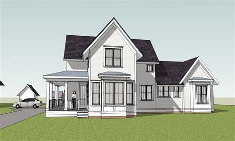 simple farmhouse cool house plans cool house design both interior and