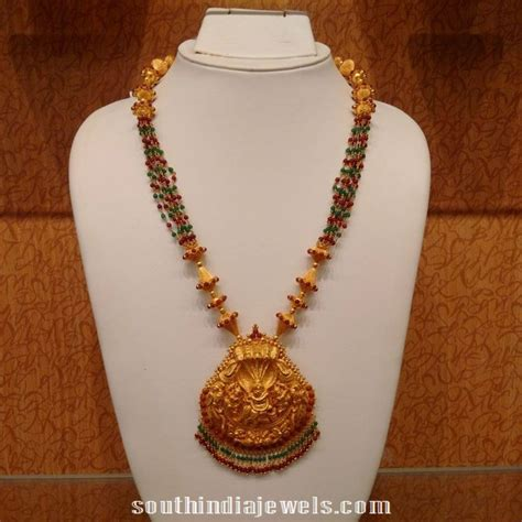 Jewellery Gold Design Angti by Temple Jewellery Necklace Designs Page 10 Of 11 South