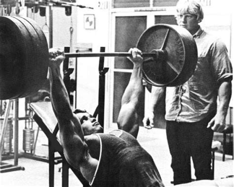 arnold schwarzenegger bench max arnold heavy incline bench press