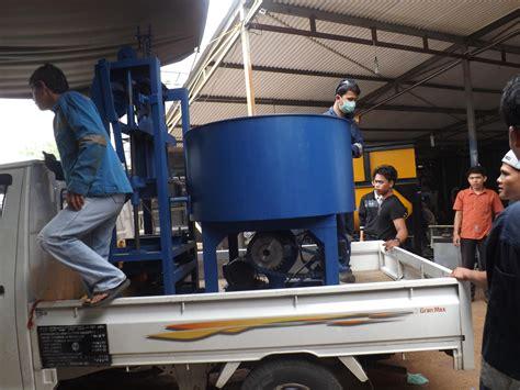 Mixer Bekas Murah jual mesin mixer batako mesin pengaduk dan pasir harga murah bogor oleh pd mesin