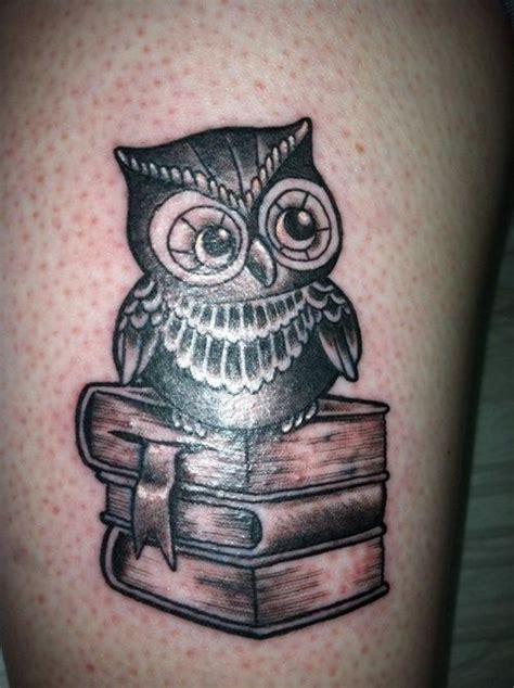 tattoo nightmares owl on books oh wie s 252 223 tattoo inspiration pinterest harry