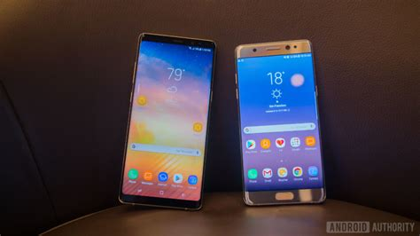 Samsung Note 8 Cicilan Samsung Galaxy Note 8 Vs Galaxy Note Fan Edition