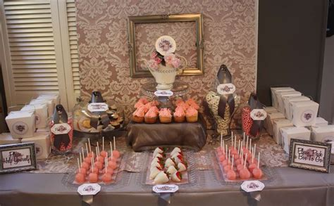 Decorations For Adults by Six Tea Birthday Ideas Photo 1 Of 9 Catch