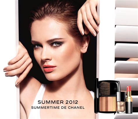 Makeup Chanel jayded dreaming chanel summer 2012 makeup