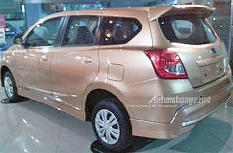 Garnish Belakang Datsun Go Goplus datsun go hi sporty varian tertinggi dari datsun go