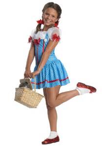 halloween costumes girls girls dorothy costume