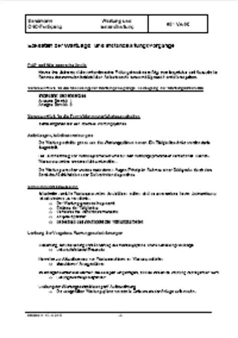 Word Vorlage Qm Handbuch Produzierendes Unternehmen Cloodt Verlag