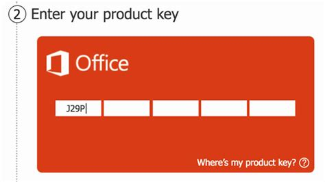 Office 365 Product Key by How Do I Enter A Microsoft Office 365 Product Key Ask