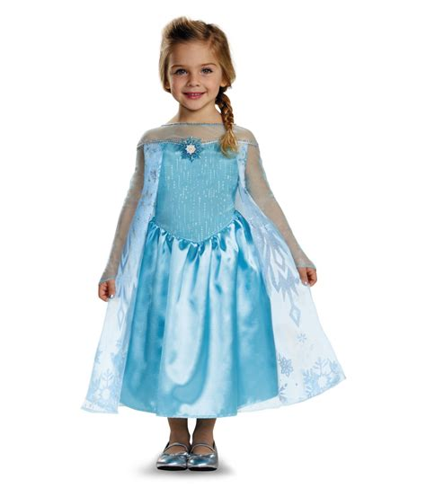 themes for children s clothing frozen elsa toddler girls disney costume disney costumes