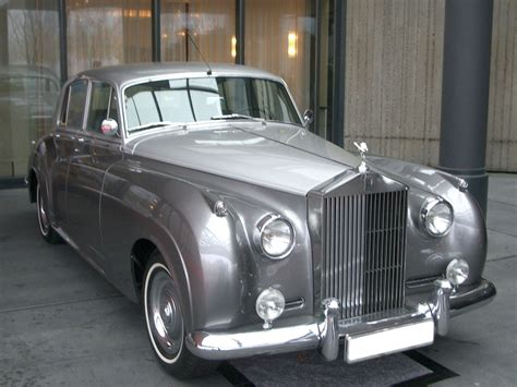 Rolls Royce Silver Cloud Wikipedia
