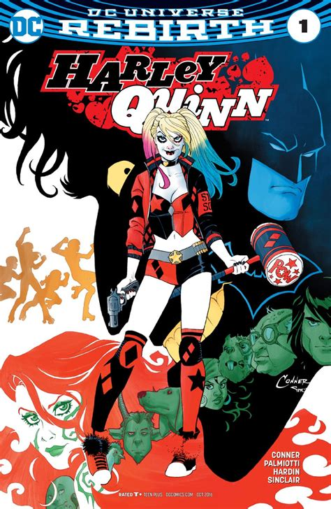 the disconnect vol 1 books harley quinn vol 3 1 dc database fandom powered by wikia
