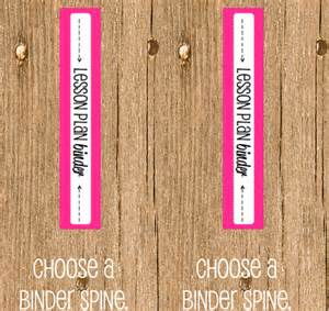 Binder Label Template by Sle Binder Spine Template 5 Documents In Pdf Psd