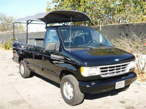 how does cars work 1992 ford econoline e350 interior lighting 1992 ford e350 tour bus