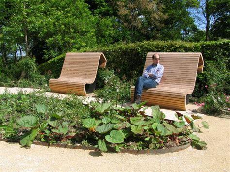 Banc De Jardin Moderne by Banc En Bois Design Eeckhout Photo N 176 71