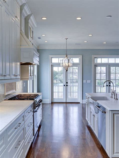 blue kitchen paint color ideas popular paint color and color palette ideas home bunch
