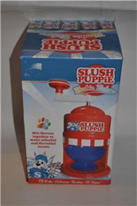 slush puppie flavors slush puppie slushie maker for home mix flavors together to make treats new ebay