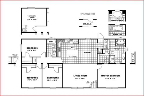 clayton modular floor plans clayton mobile home floor plans and pric 511396 171 gallery