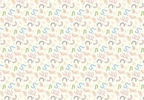 pattern pastel drawing pastel geometric pattern download free vector art stock