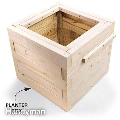 2x4 Planter Box by How To Build An Arbor With Built In Benches The Family