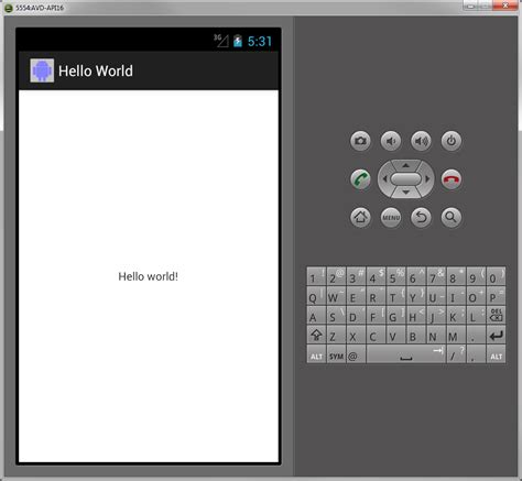 android hello world creating android hello world applications