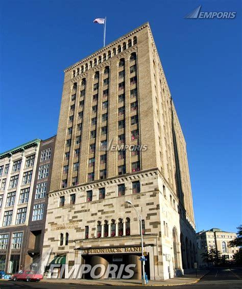 Sheds Utica Ny by Adirondack Bank Building Utica 124416 Emporis