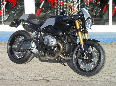 Motorrad Umbau Gebraucht by Umgebautes Motorrad Bmw R Ninet Von Motorrad Center M 228 Hr