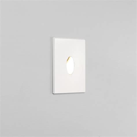 Recessed Wall Lights Astro Lighting 7522 White Ip65 Led 2700k Recessed
