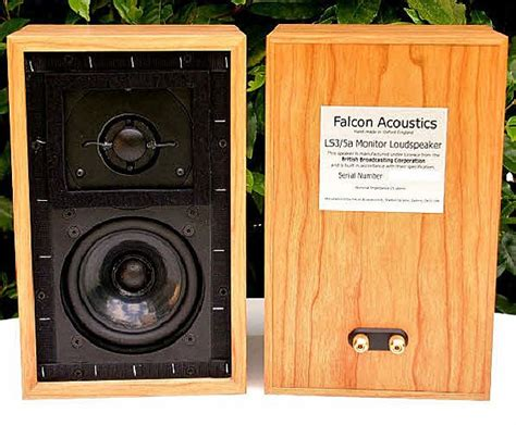 Limited Edition Speaker Rokok Advance falcon acoustics ls3 5a loudspeaker stereophile