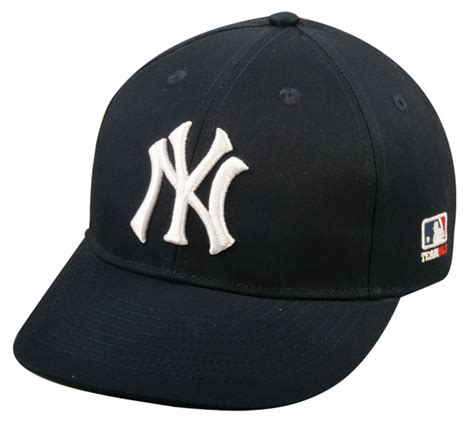 mlb cap new york yankees flat or curved brim