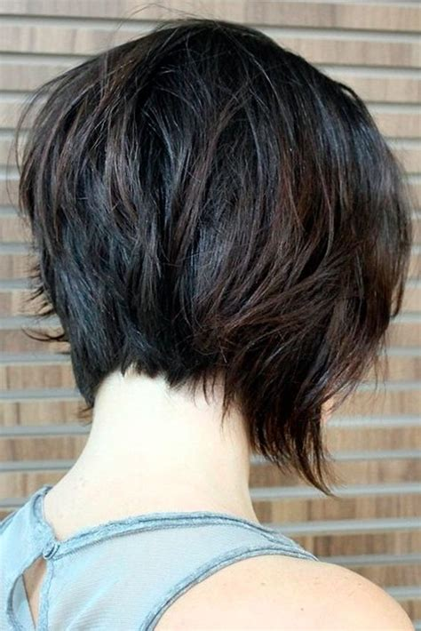 choppy inverted bob hairstyles 30 layered bob haircuts for weightless textured styles