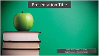 free powerpoint education templates education powerpoint template 6238 free education
