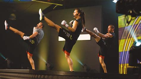 Boxy Comby les mills knowledge bodycombat and
