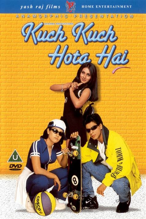 film kuch kuch hota hai kuch kuch hota hai hindi movie 1998 dvdrip