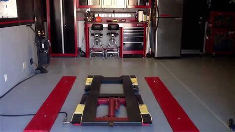 pulling     garage setup snap  craftsman