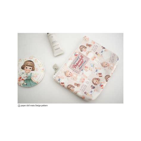 How To Make A Paper Coin Pouch - paper doll mate coin purse kawaii panda cuter
