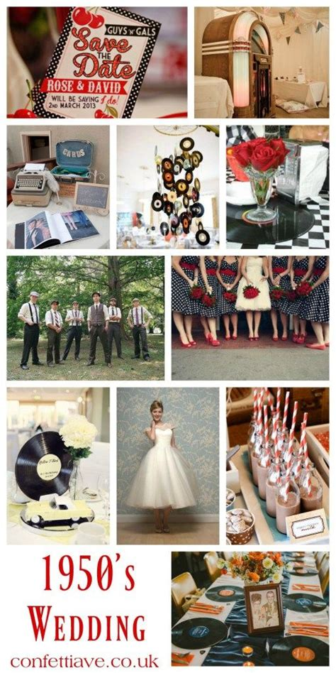1000 ideas about 1950s wedding themes on 50s wedding themes 50s wedding and