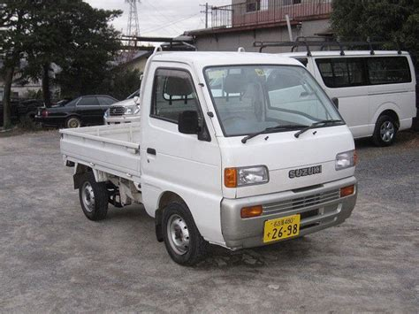 Suzuki Carry Up Suzuki Carry Kc 4wd Up Photos News Reviews Specs