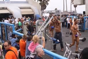 Weight Benchs Muscle Beach Gym Venicebeach Com