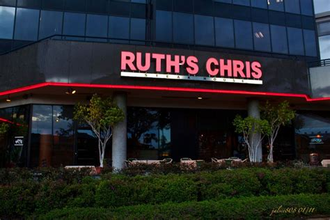 ruth chris ruth s chris steak house honolulu restaurants review